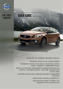 Volvo V40 Cross Country (2013) Seite 1