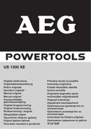AEG US 1300 XE side 1