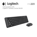 Logitech MK220 sivu 1