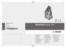 Bosch AdvancedAquatak 140 sivu 1