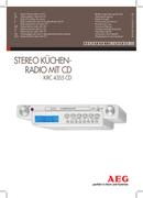 AEG KRC 4355 CD side 1