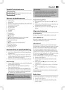 AEG SR 4348 BT page 5
