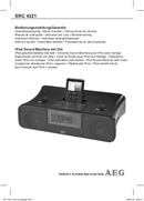 AEG SRC 4321 side 1