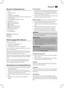 AEG SR 4345 side 5