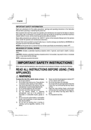 Metabo RP 3608DA Seite 2