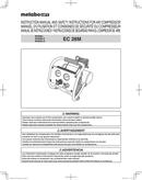 Metabo EC 28M Seite 1