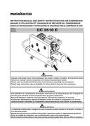 Metabo EC 2510E Seite 1