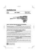Metabo DH 40MC Seite 1