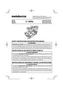 Metabo C 18DSL Seite 1