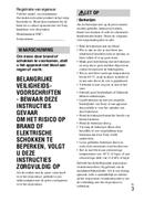 Sony CyberShot DSC-RX0 Seite 3