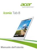Acer Iconia Tab 8 A1-840FHD sivu 1
