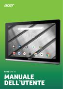 Acer Iconia One 10 B3-A50FHD sivu 1