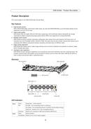 Axis Q7406 pagină 4
