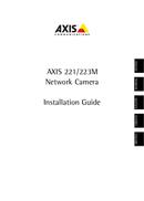 Axis 0221-131 pagină 1