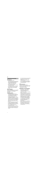Bosch SMV93M10NL pagina 4