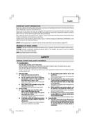 Metabo H 90SG Seite 3