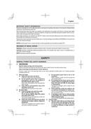 Metabo G 12SA3 Seite 3