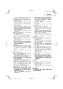 Metabo CV 18DBL Seite 3