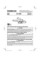 Metabo CS 33EB Seite 1