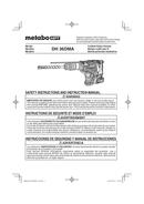 Metabo DH 36DMA Seite 1