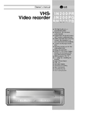 Página 1 do LG BN200PR