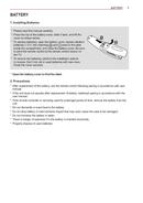 Pagina 3 del LG Magic AN-MR600