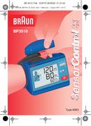 Braun SensorControl BP3510 pagina 1
