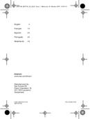 Braun SensorControl BP3510 pagina 2