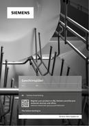 Siemens iQ700 SX578S36UE sivu 1