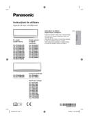 Panasonic CS-RZ50WKEW pagină 1