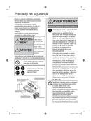 Panasonic CS-RZ50WKEW pagină 4