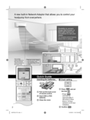 Panasonic CS-RZ50WKEW page 2
