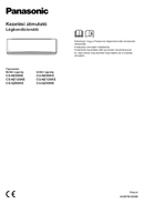 página del Panasonic CS-NZ12SKE 1