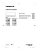 Panasonic CU-UZ50WKE pagină 1