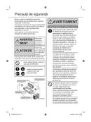 Panasonic CU-UZ50WKE pagină 4