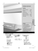 Panasonic CU-UZ50WKE sayfa 3