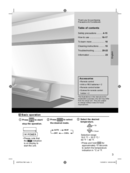 Panasonic CU-UZ50WKE Seite 3