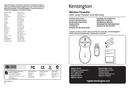 Kensington 33374EU side 1
