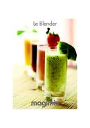 Magimix Power Blender 11628 EA side 1