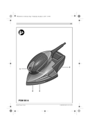 página del Bosch PSM 80 A 3