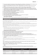 Philips Innergize HB947 page 5