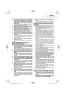 Metabo G 18DBAL Seite 5