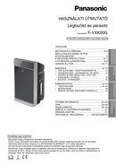Panasonic F-VXR90G side 1
