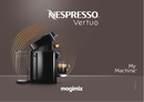 Magimix Vertuo Plus & Milk side 1