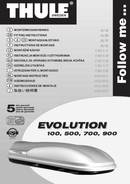 Pagina 1 del Thule Evolution 900