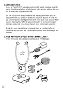 Pagina 2 del Fysic FH-75