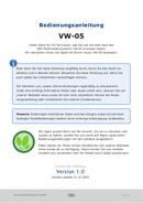 Volkswagen VW05 Seite 2