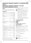 DeWalt DCK421P3T-QW page 5