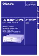 Yamaha CRW-3200 pagină 1