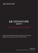 Pagina 1 del LG Signature OLED ZX OLED77ZX9LA